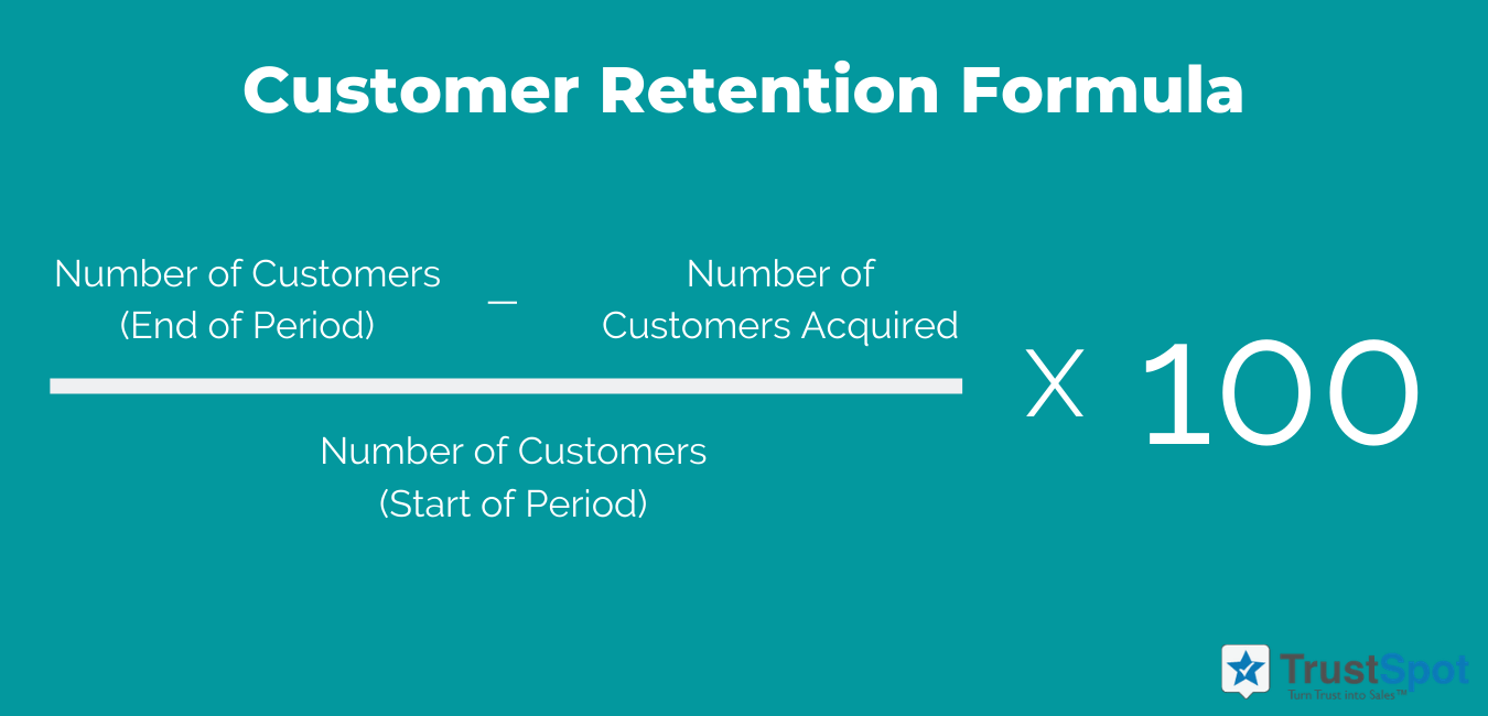 customer retention formula