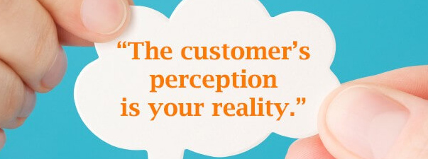 Kate Zabriskie on customer perception